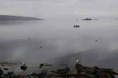 αλιεύοντας Νορβηγία Στοκ εικόνα με δικαίωμα ελεύθερης χρήσης