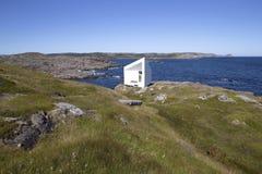 αλιεύοντας παλαιά καλύβ&a Στοκ φωτογραφία με δικαίωμα ελεύθερης χρήσης