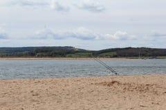 Αλιεύοντας Πολωνοί Στοκ φωτογραφία με δικαίωμα ελεύθερης χρήσης