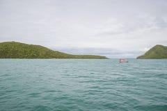 Αλιεύοντας σκάφος, Ταϊλάνδη Στοκ φωτογραφία με δικαίωμα ελεύθερης χρήσης
