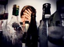 αλκοολών Στοκ φωτογραφία με δικαίωμα ελεύθερης χρήσης