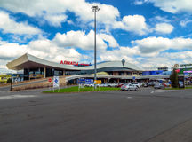 Αλμάτι - αερολιμένας του Αλμάτι Στοκ εικόνα με δικαίωμα ελεύθερης χρήσης