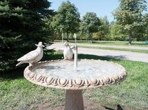 Αλμάτι, Καζακστάν - 28 Αυγούστου 2016: Το πάρκο του πρώτου Pres στοκ φωτογραφία