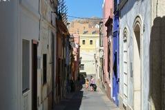 Αλμερία, Ανδαλουσία Στοκ εικόνα με δικαίωμα ελεύθερης χρήσης