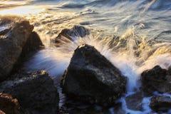 Αλμυρή θάλασσα Στοκ Εικόνες