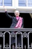 Α.Μ. ΙΙ βασίλισσα margrethe Στοκ φωτογραφίες με δικαίωμα ελεύθερης χρήσης