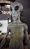 Αλλοδαπός στο μουσείο Roswell UFO Στοκ Φωτογραφίες