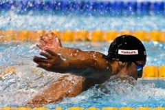 5α παγκόσμια πρωταθλήματα Βαρκελώνη 2013 fina Στοκ φωτογραφία με δικαίωμα ελεύθερης χρήσης