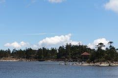 αλπικές λίμνες στοκ φωτογραφία με δικαίωμα ελεύθερης χρήσης