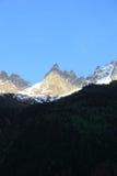 αλπικό βουνό τοπίων Στοκ φωτογραφίες με δικαίωμα ελεύθερης χρήσης