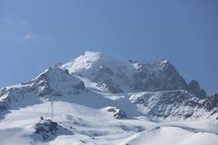 αλπικό βουνό τοπίων Στοκ Φωτογραφίες