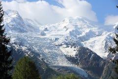 αλπικό βουνό τοπίων Στοκ εικόνα με δικαίωμα ελεύθερης χρήσης