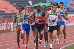 8α πρωταθλήματα παγκόσμιας νεολαίας IAAF Στοκ Εικόνες