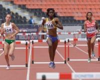 8α πρωταθλήματα παγκόσμιας νεολαίας IAAF Στοκ Φωτογραφίες