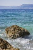 αδριατική θάλασσα Κροατία Στοκ Εικόνες