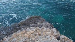 αδριατική θάλασσα απόθεμα βίντεο