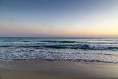 αδριατική όψη θάλασσας της Ιταλίας παραλιών Στοκ φωτογραφία με δικαίωμα ελεύθερης χρήσης