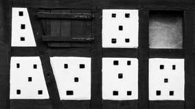 Αλσατική αρχιτεκτονική Στοκ εικόνες με δικαίωμα ελεύθερης χρήσης
