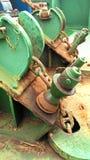 Αλυσίδα αγκύρων της βάρκας ρυμουλκών Στοκ φωτογραφία με δικαίωμα ελεύθερης χρήσης