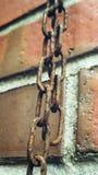 αλυσίδα Στοκ φωτογραφία με δικαίωμα ελεύθερης χρήσης