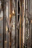 Αλυσίδες Στοκ Φωτογραφίες