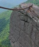 Αλυσοδεμένος βράχος Στοκ εικόνες με δικαίωμα ελεύθερης χρήσης