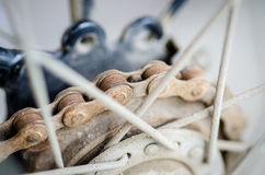 αλυσσοτροχός αλυσίδων Στοκ φωτογραφίες με δικαίωμα ελεύθερης χρήσης