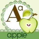 Αλφάβητο Α Στοκ φωτογραφία με δικαίωμα ελεύθερης χρήσης
