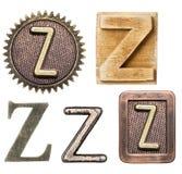 αλφάβητο Στοκ φωτογραφίες με δικαίωμα ελεύθερης χρήσης