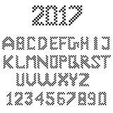 αλφάβητο απεικόνιση αποθεμάτων