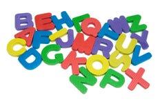 Αλφάβητο AZ Στοκ Εικόνες