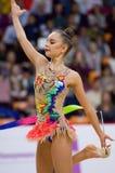 Α Averina, Ρωσία κορδέλλα Στοκ φωτογραφία με δικαίωμα ελεύθερης χρήσης