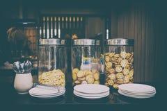 Βάζο μπισκότων Στοκ φωτογραφία με δικαίωμα ελεύθερης χρήσης