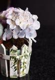 βάζο λουλουδιών Στοκ Φωτογραφίες