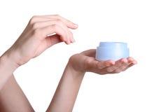 βάζο χεριών Στοκ φωτογραφία με δικαίωμα ελεύθερης χρήσης