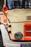 βάλτε φωτιά στο παλαιό truck Στοκ φωτογραφία με δικαίωμα ελεύθερης χρήσης