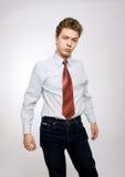 βάναυσος επιχειρηματία&sigm στοκ φωτογραφία