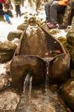 Βάναυσο ποταμάκι στοκ εικόνες