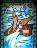 βάπτισμα Στοκ εικόνες με δικαίωμα ελεύθερης χρήσης
