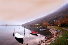 βάρκα αγκυλών Στοκ εικόνες με δικαίωμα ελεύθερης χρήσης