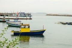Βάρκα αλιείας Στοκ Φωτογραφίες