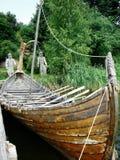 βάρκα Βίκινγκ Στοκ Φωτογραφίες
