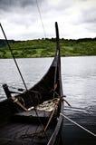 βάρκα Βίκινγκ Στοκ εικόνα με δικαίωμα ελεύθερης χρήσης