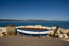 βάρκα βαρελιών αγκυλών Στοκ Εικόνες