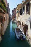 βάρκα Βενετία Στοκ φωτογραφίες με δικαίωμα ελεύθερης χρήσης