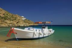 βάρκα Ελλάδα Στοκ Φωτογραφίες