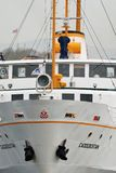 Βάρκα επιβατών της Ιστανμπούλ Στοκ φωτογραφία με δικαίωμα ελεύθερης χρήσης