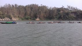 Βάρκα, επωτίδες, Scow, Skiff, Μπανγκλαντές, Rangamati, λίμνη, τουρισμός, τουρίστας, επίσκεψη, περιοχή κληρονομιάς στοκ εικόνα με δικαίωμα ελεύθερης χρήσης