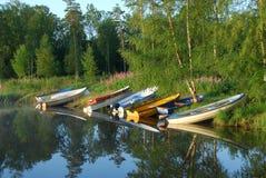 βάρκα ι Στοκ φωτογραφία με δικαίωμα ελεύθερης χρήσης