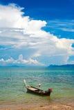 βάρκα μακρύς Ταϊλανδός Στοκ Φωτογραφία